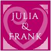 Logo Julia & Frank